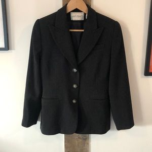 Vintage Lord & Taylor's Pure New Wool Blazer